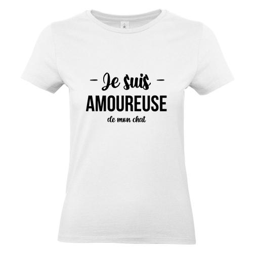 T-shirt femme personnalisé Je suis
