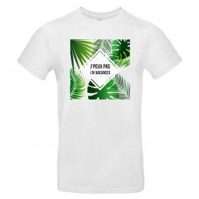T-shirt homme personnalisé Summertime