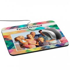 Tapis de souris photo moderne