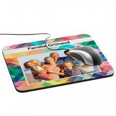 Tapis de souris photo moderne
