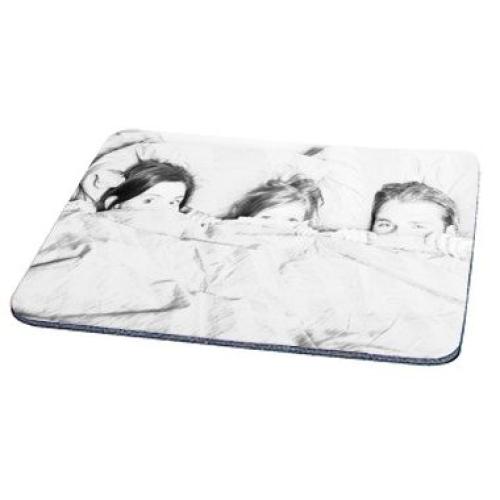 Un tapis de souris imprimé photo artistique