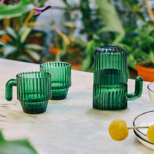 Tasse à café en forme de Cactus