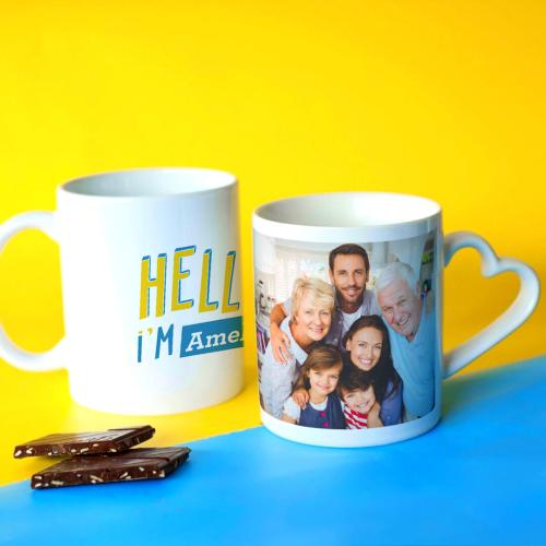 Mug Hello personnalisé