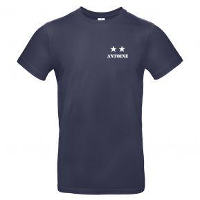 T-shirt homme 2 étoiles