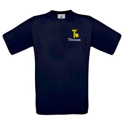 Tee-shirt alphabet personnalisé