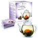 Théière et Fleurs de thé noir