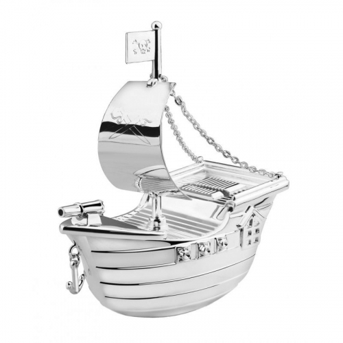 Tirelire Bateau de Pirates