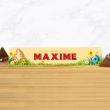 Toblerone de Pâques personnalisé prénom - 360g Lait