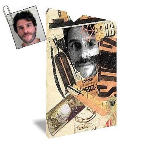 Une toile personnalisée photo style Dada