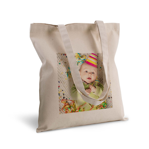 tote bag personnalisé avec une photo