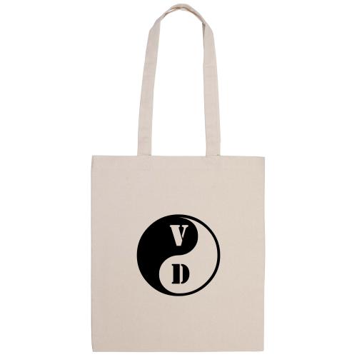 Tote bag personnalisé Yin and Yang