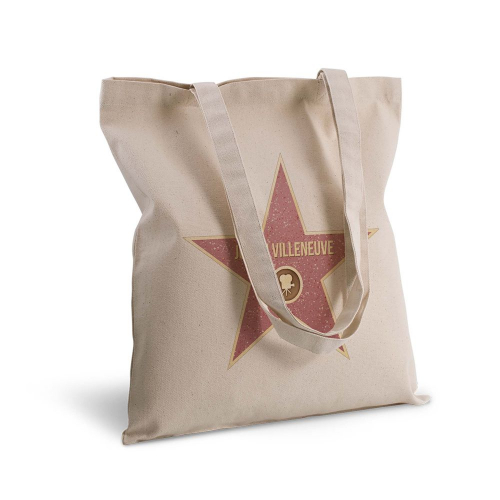 Tote bag deluxe Walk of Fame