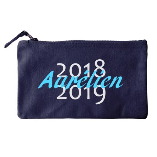 Trousse année scolaire 2018-2019 marine