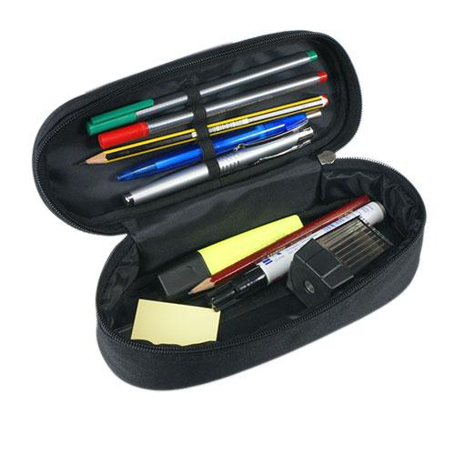 Trousse à crayons ovale rainbow