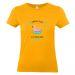 T-shirt femme personnalisé J'peux pas j'ai piscine