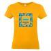 T-shirt femme Palmeraie