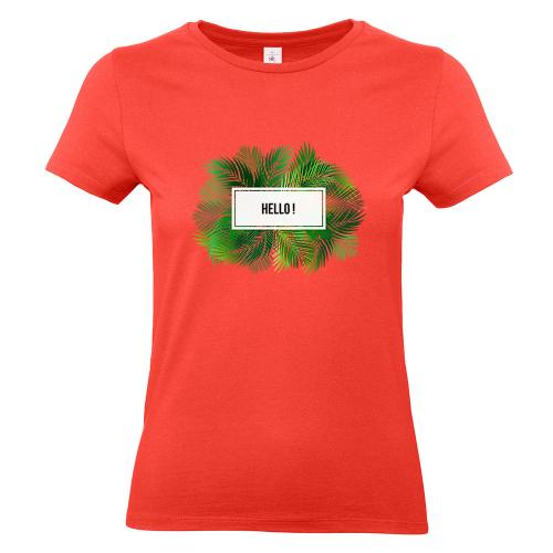 T-shirt femme Lifou