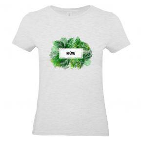 T-shirt femme Lifou personnalisé