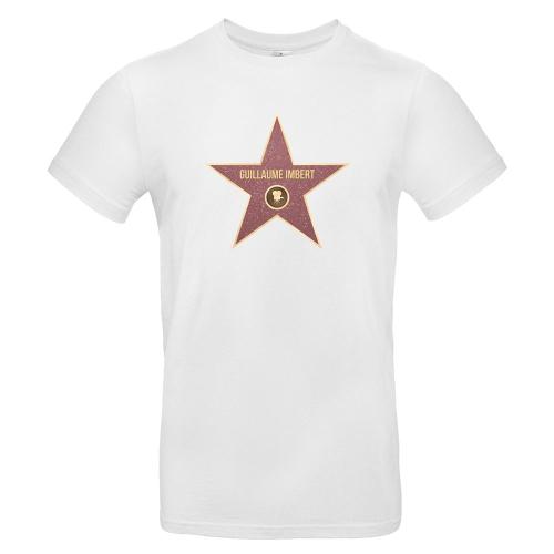 T-shirt homme personnalisé Walk of Fame