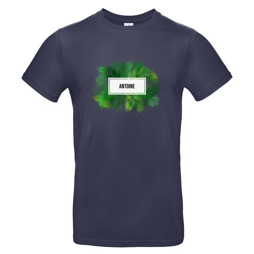T-shirt homme personnalisé Lifou