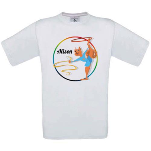 T-shirt mon Sport GRS