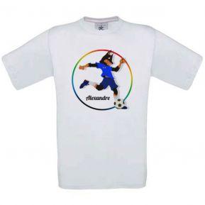 T-shirt enfant personnalisé Mon Sport
