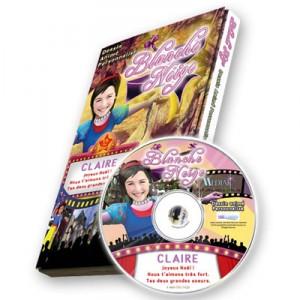 DVD personnalisé