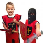 halloween : les chevaliers noirs