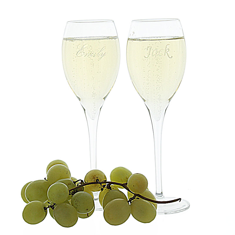 flute champagne personnalisee