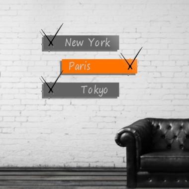 Horloge New-york