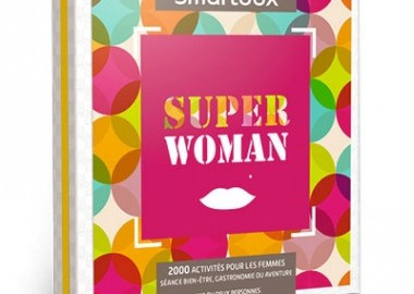 coffret smartbox superwoman