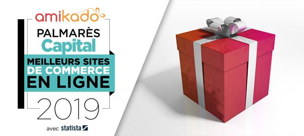 Meilleur site de ecommerce 2019 - Amikado