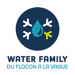 Logo Water Family