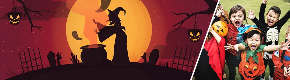 Idées cadeaux pour Halloween