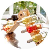 Coffrets à vin personnalisés