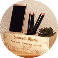 cadeaux pour le bureau accessoires de bureau personnalis s amikado. Black Bedroom Furniture Sets. Home Design Ideas
