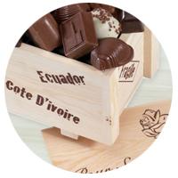 Chocolats et confiseries personnalisés
