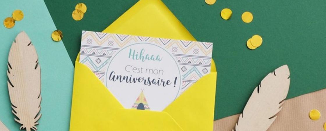 """Élégant chic Trophée /& étoile /""""Cousin/"""" Carte d/'anniversaire"""