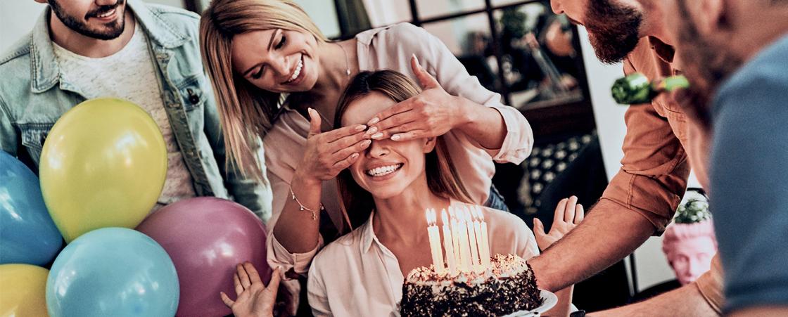 Idées de surprises pour un anniversaire