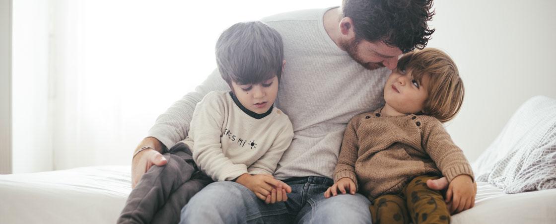 Des cadeaux attentionnés pour un papa tendre