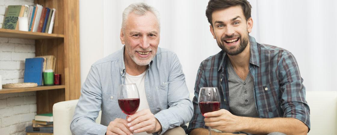 Idées cadeaux pour un papa amateur de vin et autres bonnes bouteilles