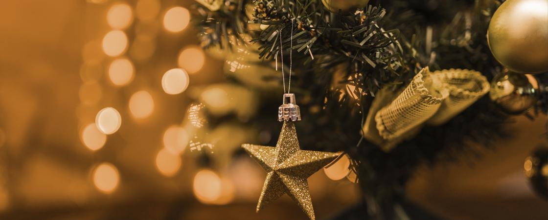 Esprit et décorations de Noël