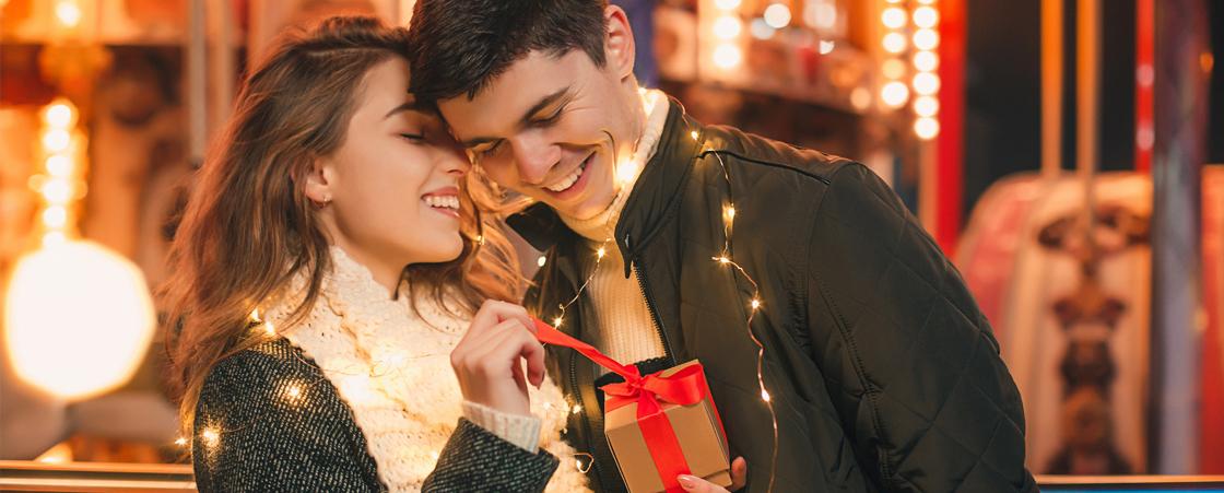 Cadeau de Noël personnalisé et original pour les amoureux