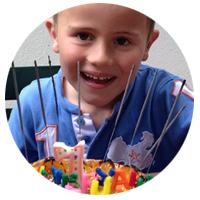 Cadeaux d'anniversaire personnalisés pour un enfant