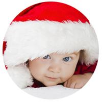 Cadeau Noël bébé personnalisé et original