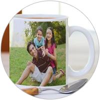 Mugs personnalisés avec une photo