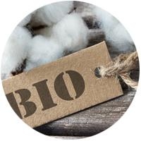 Cabas et Textile Bio ou recyclé