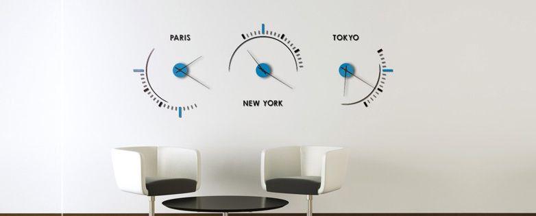 Horloges personnalisées