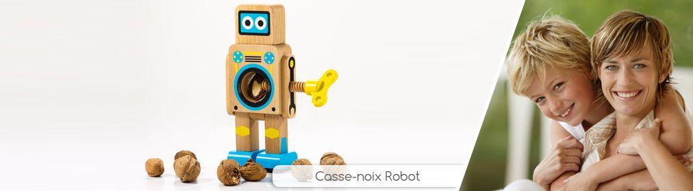 Casse-noix robot design