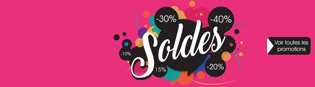 Soldes - promos Amikado de -10% à -40%